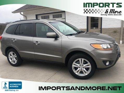 2011 Hyundai Santa Fe Limited V6 2wd in Lenoir City, TN
