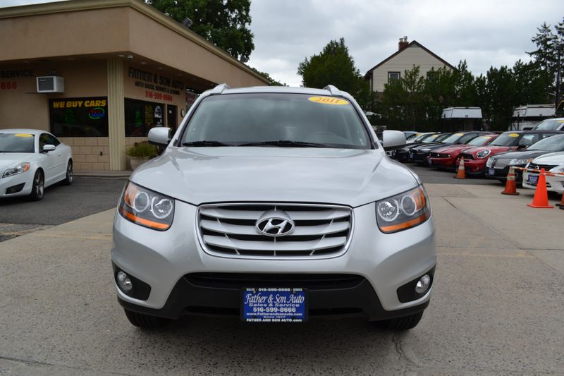 2011 Hyundai Santa Fe SE  city New  Father  Son Auto Corp   in Lynbrook, New
