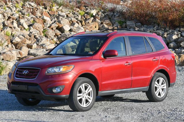 2011 Hyundai Santa Fe Limited Naugatuck, Connecticut
