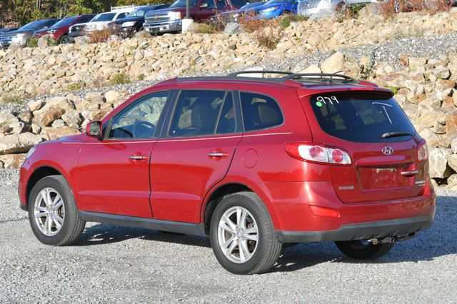 2011 Hyundai Santa Fe Limited Naugatuck, Connecticut 2