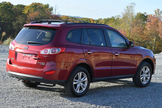 2011 Hyundai Santa Fe Limited Naugatuck, Connecticut 4