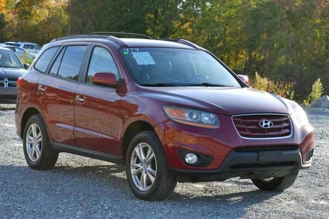 2011 Hyundai Santa Fe Limited Naugatuck, Connecticut 6