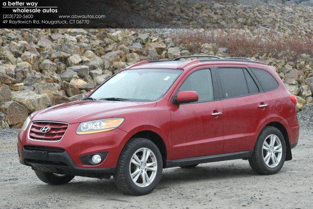 2011 Hyundai Santa Fe Limited Naugatuck, Connecticut