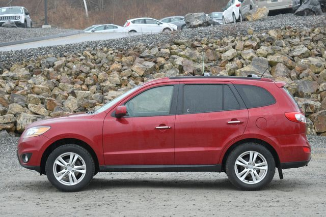 2011 Hyundai Santa Fe Limited Naugatuck, Connecticut 3