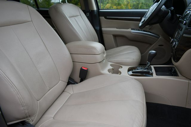 2011 Hyundai Santa Fe Limited Naugatuck, Connecticut 10