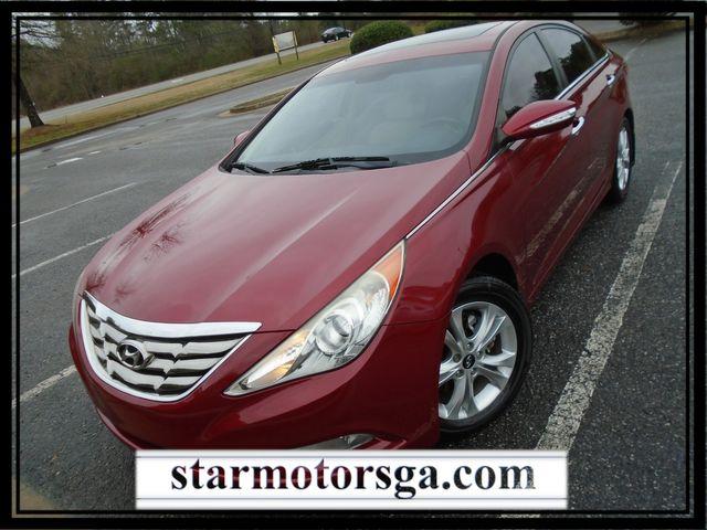 2011 Hyundai Sonata Ltd w/17 Wheels