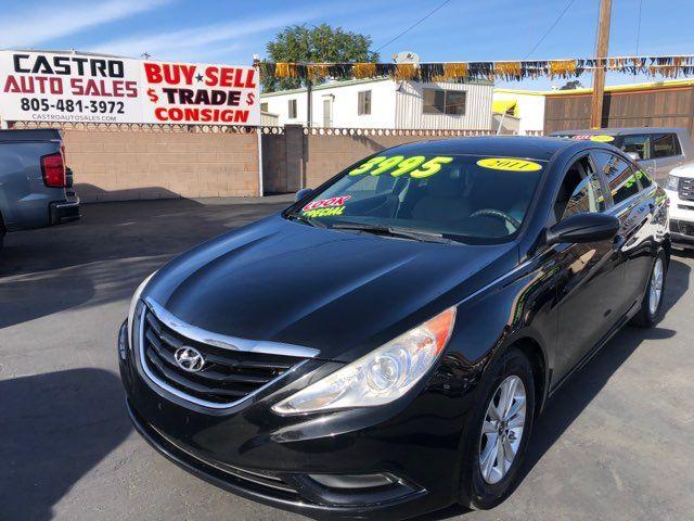 2011 Hyundai Sonata GLS PZEV in Arroyo Grande, CA 93420