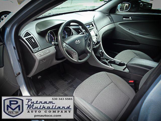 2011 Hyundai Sonata GLS Chico, CA 8