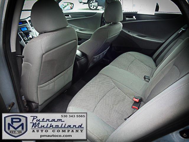 2011 Hyundai Sonata GLS Chico, CA 9