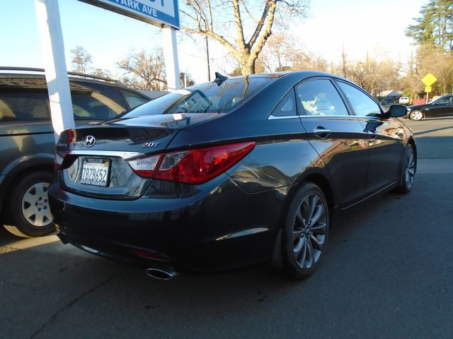 2011 Hyundai Sonata SE Limited 2.0 Turbo Chico, CA 1