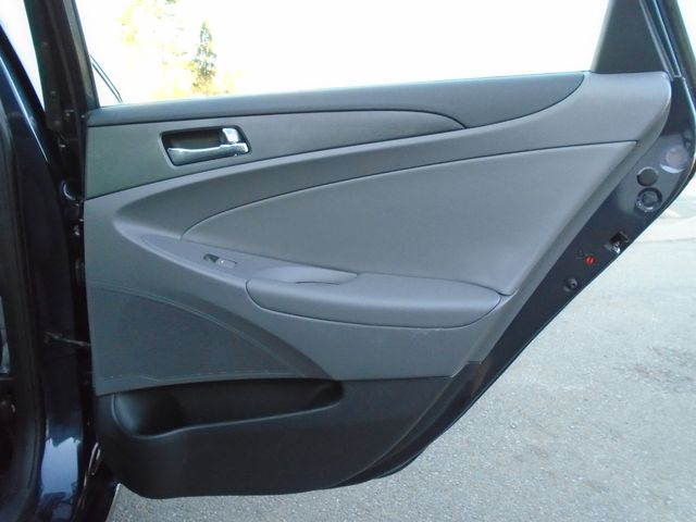 2011 Hyundai Sonata SE Limited 2.0 Turbo Chico, CA 10