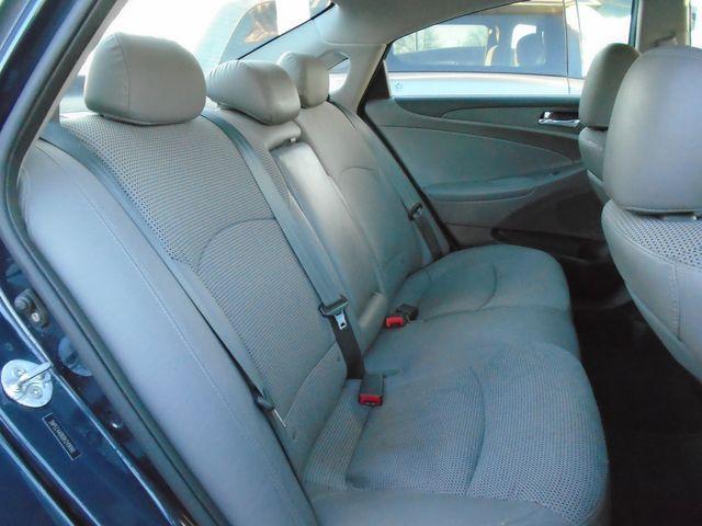 2011 Hyundai Sonata SE Limited 2.0 Turbo Chico, CA 11