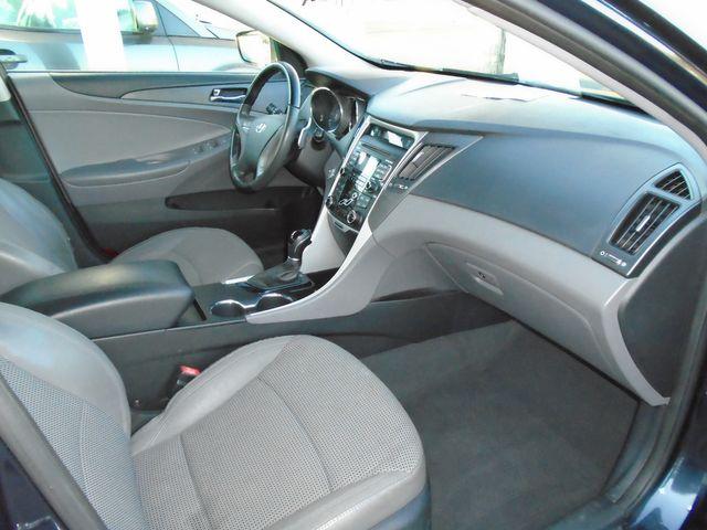2011 Hyundai Sonata SE Limited 2.0 Turbo Chico, CA 13
