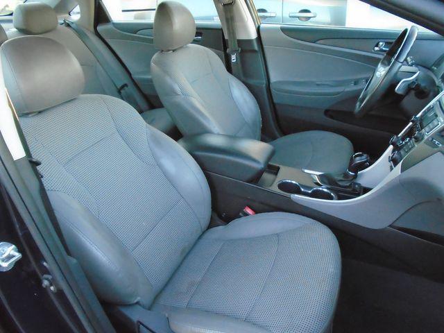 2011 Hyundai Sonata SE Limited 2.0 Turbo Chico, CA 14