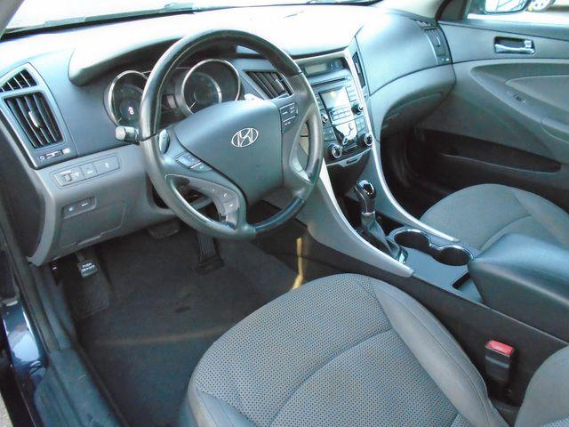 2011 Hyundai Sonata SE Limited 2.0 Turbo Chico, CA 5