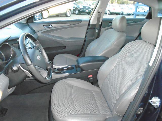 2011 Hyundai Sonata SE Limited 2.0 Turbo Chico, CA 6