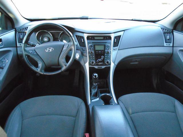2011 Hyundai Sonata SE Limited 2.0 Turbo Chico, CA 7