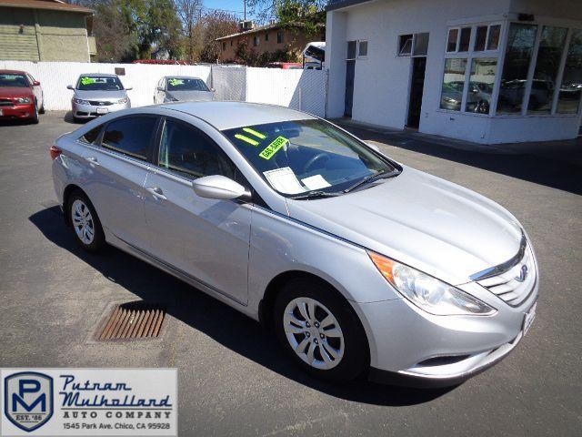 2011 Hyundai Sonata GLS PZEV in Chico, CA 95928