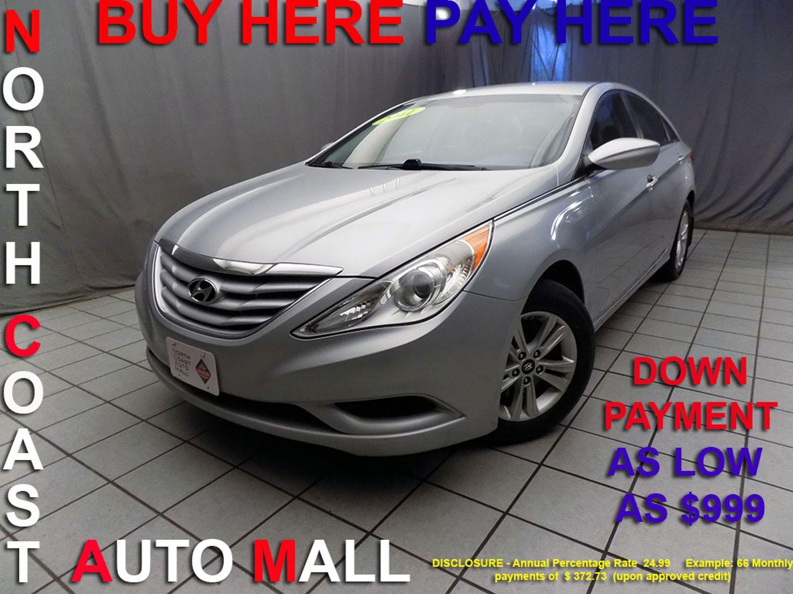 2011 Hyundai Sonata GLS As Low As 999 DOWN City Ohio North Coast