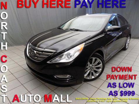 2011 Hyundai Sonata SE As low as $999 DOWN in Cleveland, Ohio