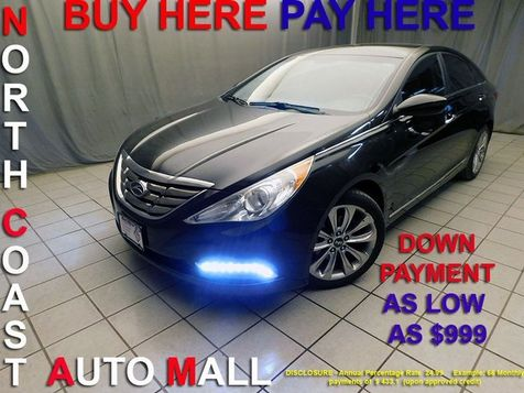 2011 Hyundai Sonata SEAs low as $999 DOWN in Cleveland, Ohio
