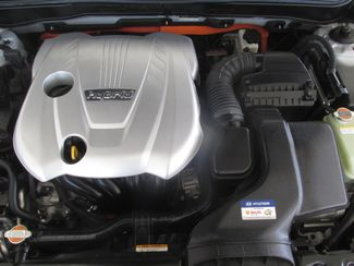 2011 Hyundai Sonata Hybrid Gardena, California 15