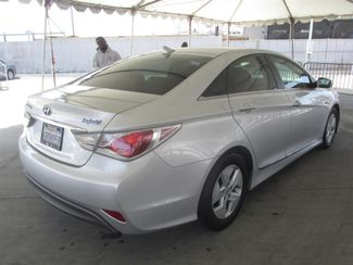 2011 Hyundai Sonata Hybrid Gardena, California 2