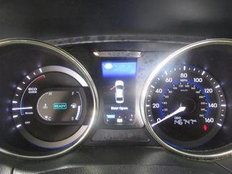 2011 Hyundai Sonata Hybrid Gardena, California 5