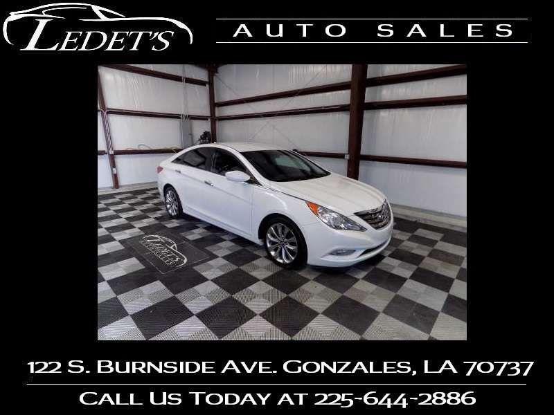 2011 Hyundai Sonata SE - Ledet's Auto Sales Gonzales_state_zip in Gonzales Louisiana