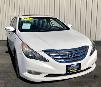 2011 Hyundai Sonata Ltd PZEV in Harrisonburg, VA 22801
