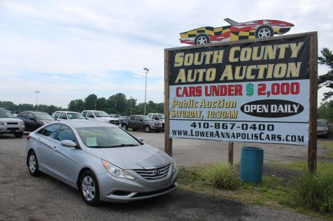 2011 Hyundai Sonata GLS PZEV in Harwood, MD