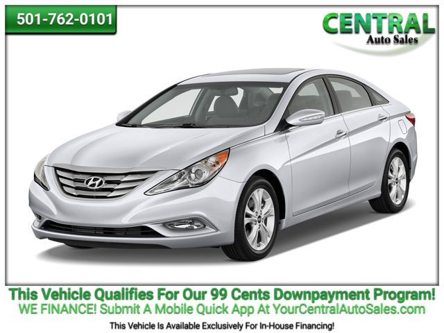 2011 Hyundai Sonata Ltd PZEV | Hot Springs, AR | Central Auto Sales in Hot Springs AR