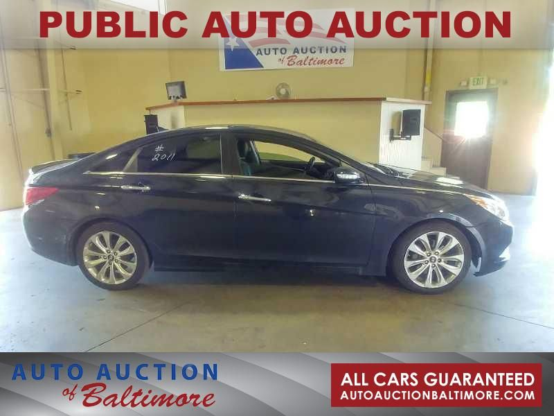 2011 Hyundai Sonata Ltd PZEV | JOPPA, MD | Auto Auction of Baltimore  in JOPPA MD