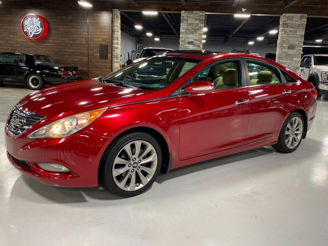 2011 Hyundai Sonata Limited 2.0L TURBO 1-OWNER ONLY 81K MILES in Woodbury, New Jersey 08093
