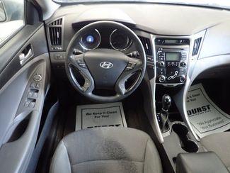 2011 Hyundai Sonata GLS PZEV Lincoln, Nebraska 4