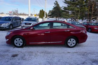 2011 Hyundai Sonata Hybrid Maple Grove, Minnesota 4
