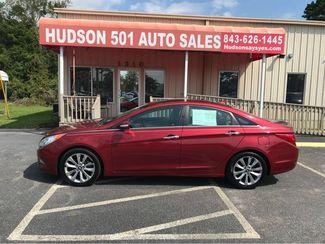 2011 Hyundai Sonata Ltd | Myrtle Beach, South Carolina | Hudson Auto Sales in Myrtle Beach South Carolina