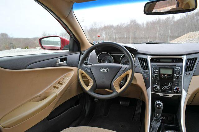 2011 Hyundai Sonata GLS PZEV Naugatuck, Connecticut 17