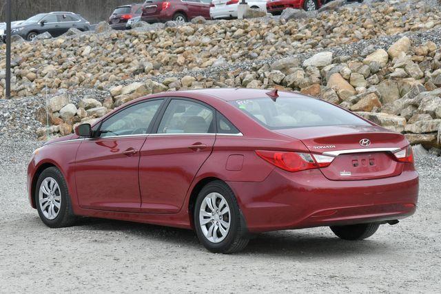 2011 Hyundai Sonata GLS PZEV Naugatuck, Connecticut 4