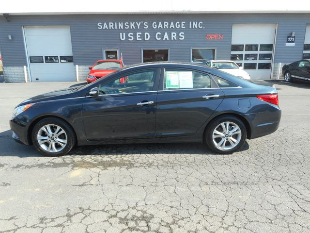 2011 Hyundai Sonata Ltd PZEV New Windsor, New York