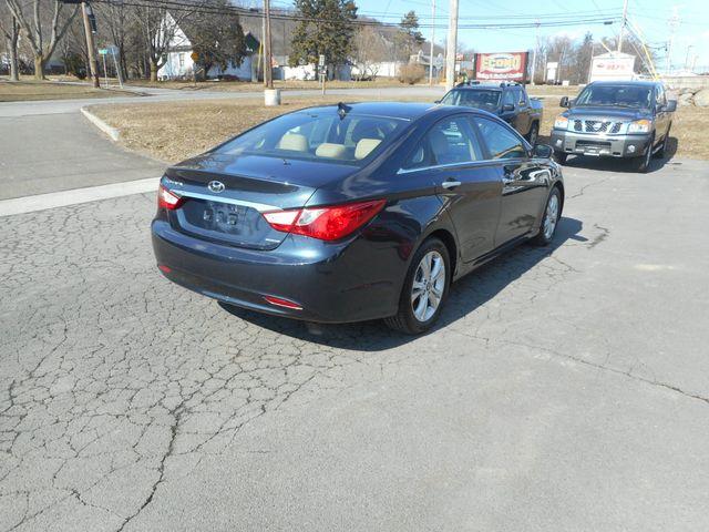 2011 Hyundai Sonata Ltd PZEV New Windsor, New York 5