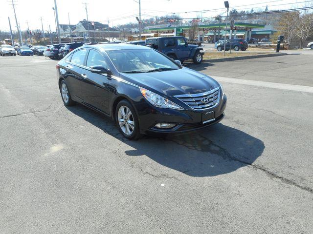 2011 Hyundai Sonata Ltd PZEV New Windsor, New York 9