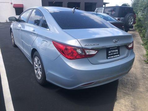 2011 Hyundai Sonata GLS PZEV   San Luis Obispo, CA   Auto Park Sales & Service in San Luis Obispo, CA