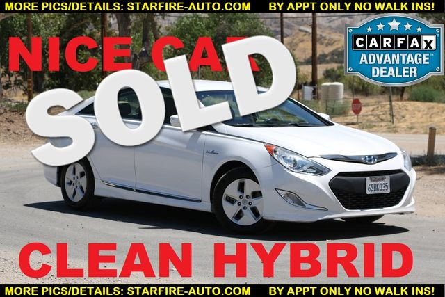 2011 Hyundai Sonata Hybrid Santa Clarita, CA