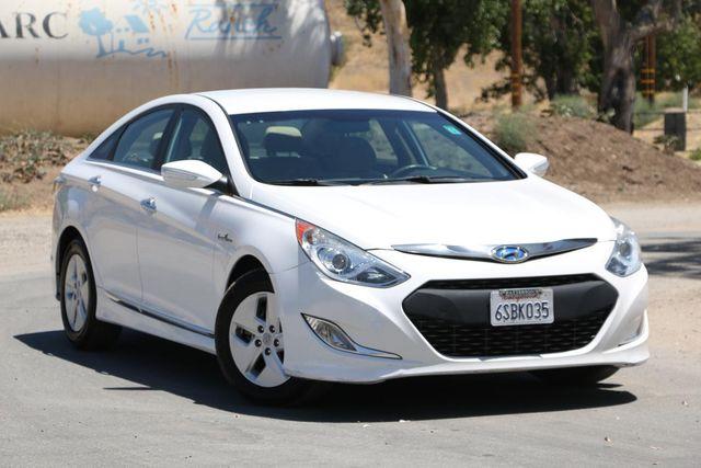 2011 Hyundai Sonata Hybrid Santa Clarita, CA 3