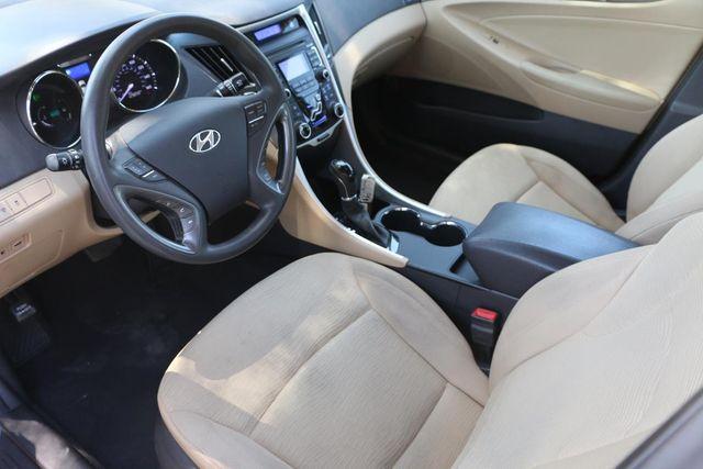 2011 Hyundai Sonata Hybrid Santa Clarita, CA 8