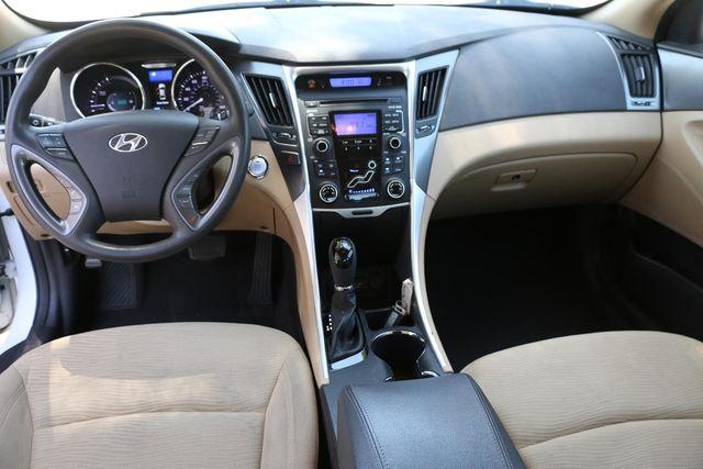2011 Hyundai Sonata Hybrid Santa Clarita, CA 7