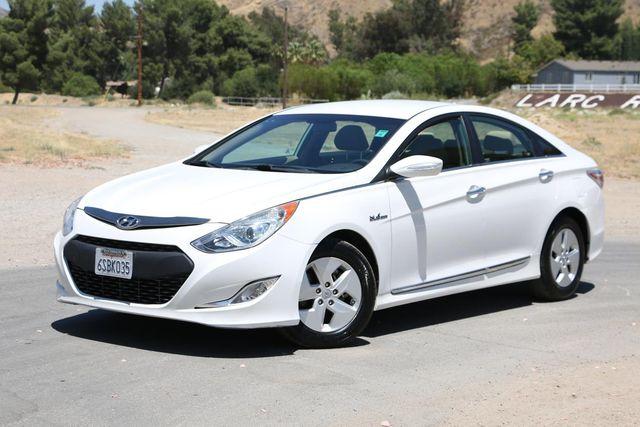 2011 Hyundai Sonata Hybrid Santa Clarita, CA 1
