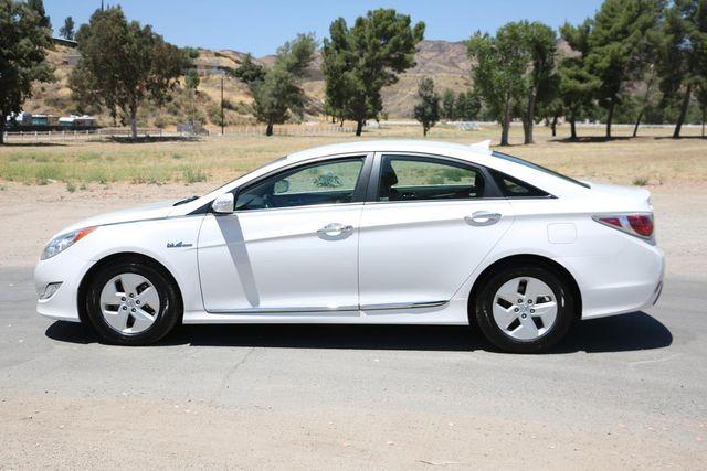 2011 Hyundai Sonata Hybrid Santa Clarita, CA 11