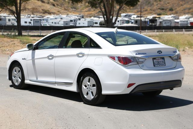 2011 Hyundai Sonata Hybrid Santa Clarita, CA 5